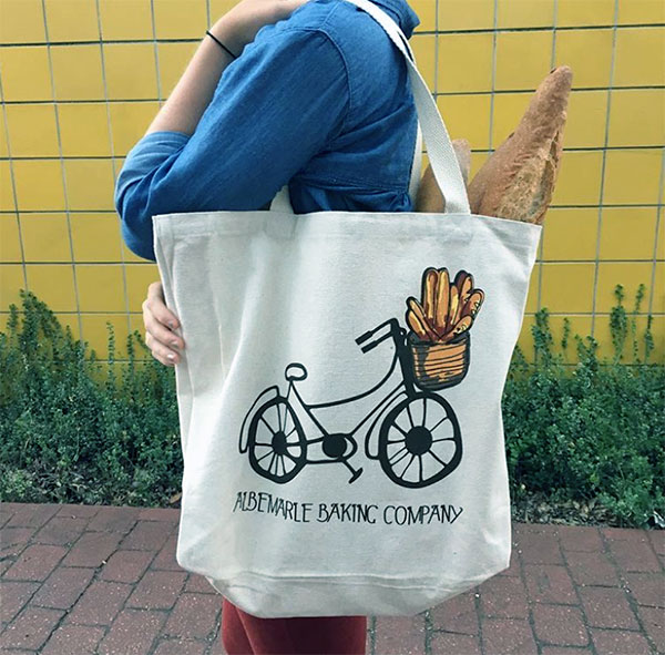 ABC Tote Bag